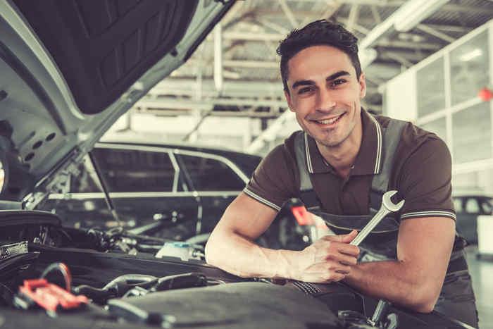 A mechanic tells a story