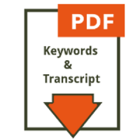 Keywords & Transcript PDF