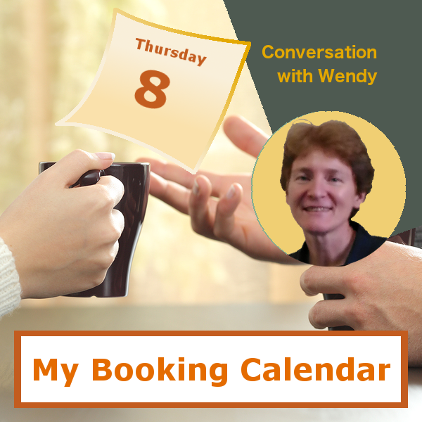 Schedule a conversation class with Wendy